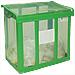 自立ゴミ枠 折りたたみ式 緑