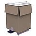 医療廃棄物容器ホルダーSK-F