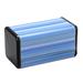 デザインペーパータオルホルダーS ストライプ/ブルー