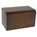 木製ペーパータオルホルダー ウッディ(M2)ブラウン