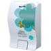 クリーンジェル400mlタイプ(花柄)便座除菌クリーナー